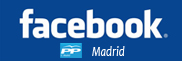 Facebook Partido Popular de Madrid